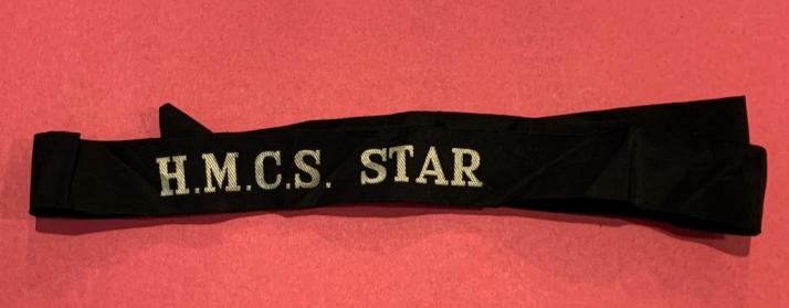 HMCS Star Hat Tally