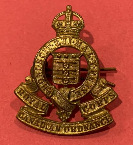 RCOC Cap Badge